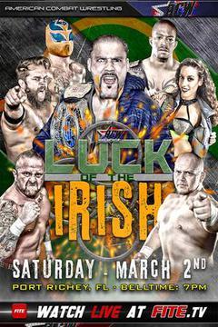ACW:  Luck of the Irish