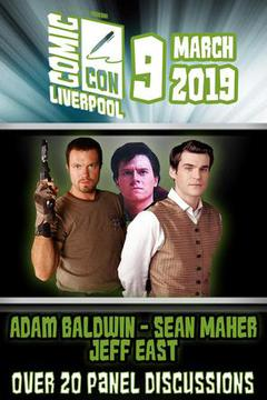 Comic Con: Liverpool, March 9