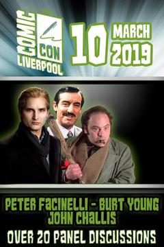Comic Con: Liverpool, March 10