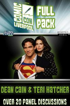 Comic Con: Liverpool Full Pack