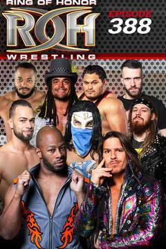 ROH Wrestling: Episode #388