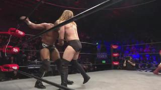 ROH #388 - Jay Lethal and Jonathan Gresham display what team work is all about