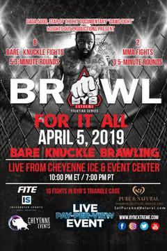 BYB Brawl 1: Brawl For It All