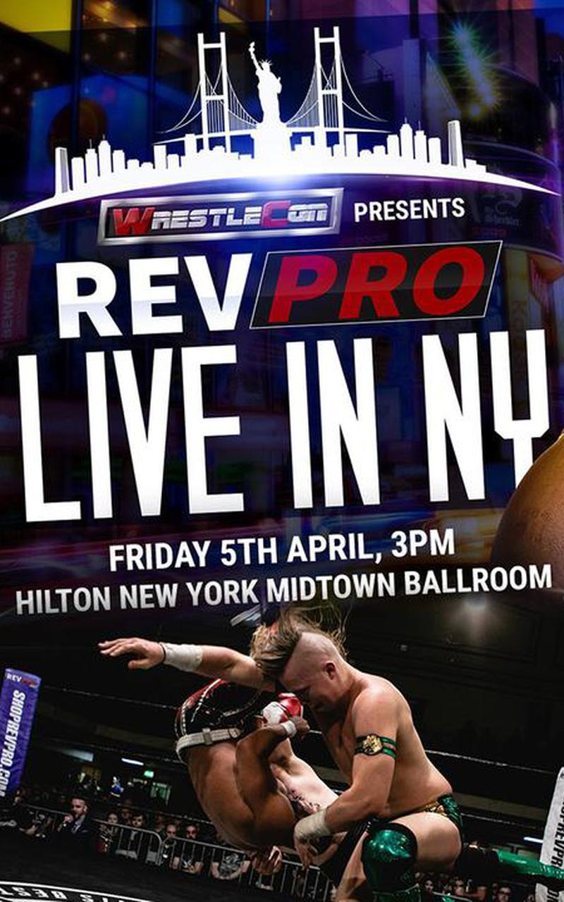 Image result for revpro nyc aussie vs rpg3k