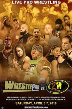 WrestlePro vs. CZW