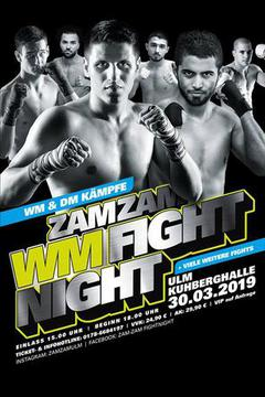 Zam-Zam FightNight 2019