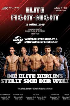 Elite Fight Night vol.1