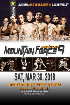 Mountain Force MMA 9