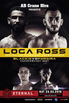 Eternal MMA 42 - Shannon Ross vs Paul Loga