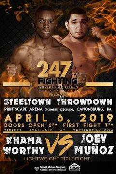 247 FC: Steeltown Throwdown