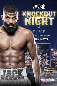 Badou Jack Promotions Presents: Knockout Night - Dubai