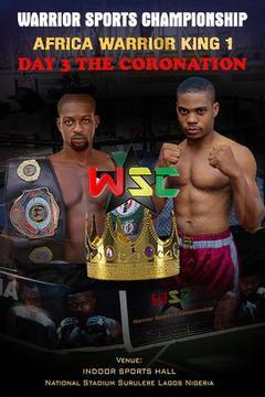 WSC Africa Warrior King: The Coronation
