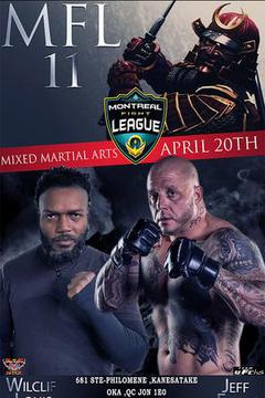 Montreal Fight League 11