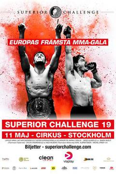 Superior Challenge 19 - Diego Nunes vs Simon Skold
