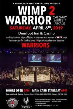 Wimp 2 Warrior Calgary