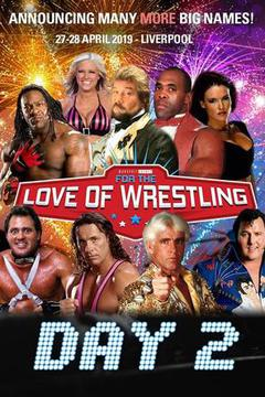 For the Love of Wrestling - Day 2