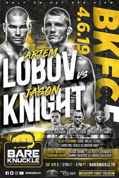 Bare Knuckle Fighting Championship 5: Lobov vs Knight UK
