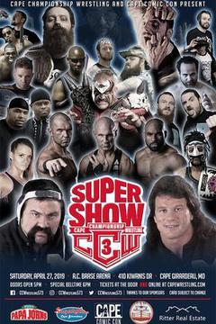 CCW Super Show 3