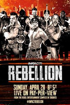 Impact Wrestling: Rebellion