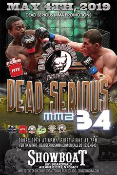 Dead Serious 34