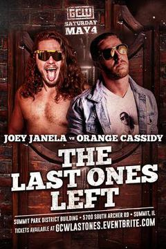 "GCW ""The Last Ones Left"" Chicago"