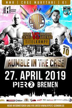 Hype FC Rumble in The Cage 10