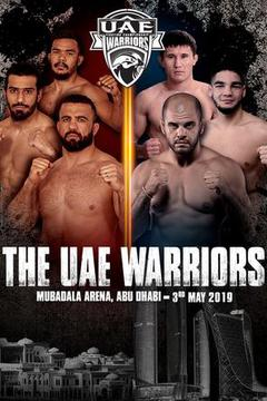 UAE Warriors: Oli Thompson vs Tarek Suleiman