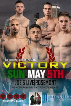 Fight Card Entertainment - Victory