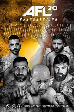 AFL MMA 20: Alex Sabia vs Mikel Cortes