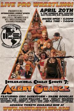 International Combat Sports 7: Agent Orange