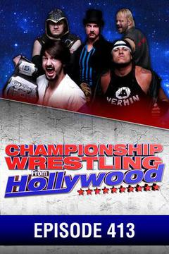 Championship Wrestling From Hollywood: Episode 413