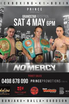Prince Promotions - No Mercy
