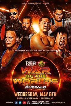 ROH War of the Worlds: Buffalo, NY