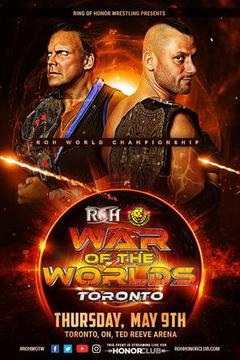 ROH War of the Worlds: Toronto