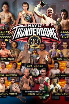 Thunderdome 30 - Jackson England vs Rivo Rengkung