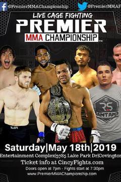 Premier MMA Championship 12: Perry Stargel vs Irvin Jones