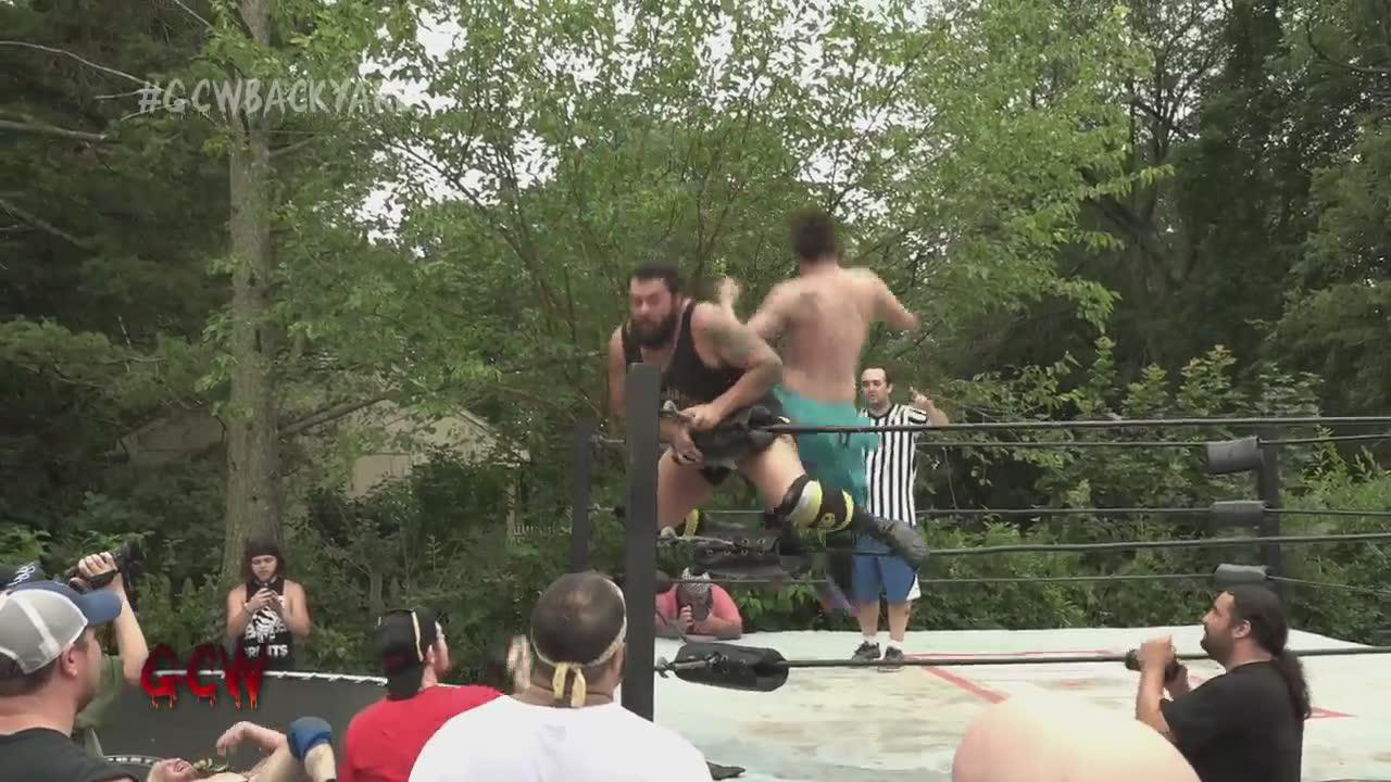GCW: Backyard Wrestling - Official PPV Replay - FITE