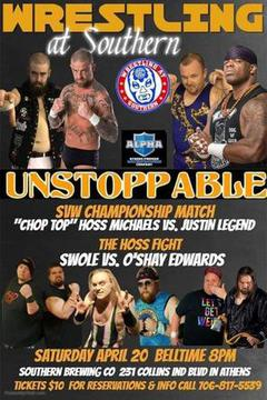 SVW presents - Unstoppable