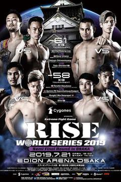 RISE World Series: Semi Finals