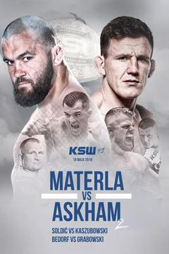 KSW 49: Michał Materla vs Scott Askham