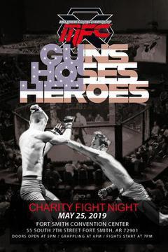 MMAXFC: Guns, Hoses & Heroes