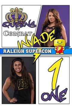 Queens of Combat: Supercon #1