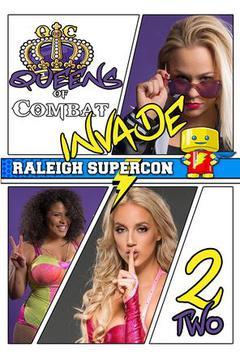 Queens of Combat: Supercon #2