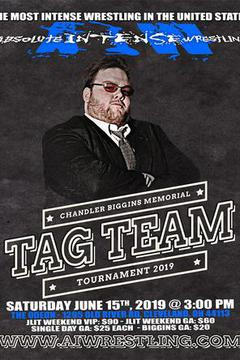 Chandler Biggins Memorial Tag Team Tournament 2019
