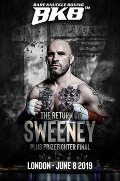 BKB 17: Jimmy Sweeney vs Edgar Puerta