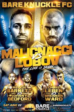 Bare Knuckle FC 6: Malignaggi vs Lobov