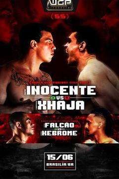 WGP 55: Guto Inocente vs Francesco Xhaja