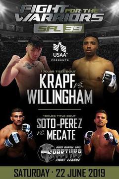 SFL 39: Zach Krapf vs Craig Willingham