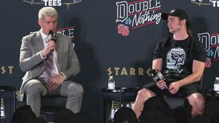 AEW Talk: Cody and The Young Bucks During Starrcast