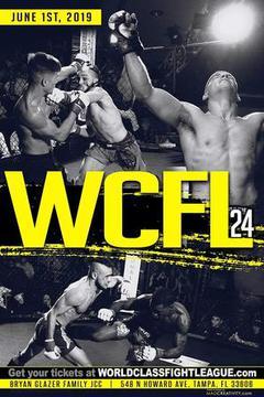 WCFL 24: Brandon Lopez vs Tyger Bracewell